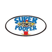SUPER ATOMIC POOPER URL Patches