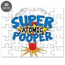 SUPER ATOMIC POOPER URL Puzzle
