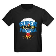 SUPER ATOMIC POOPER URL T-Shirt