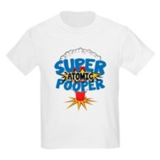 SUPER ATOMIC POOPER URL T-Shirt