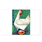 The Goose And The Golden Egg French Matchbox Label