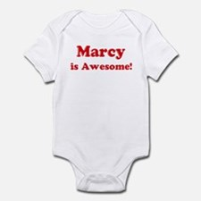 Marcy is Awesome Infant Bodysuit
