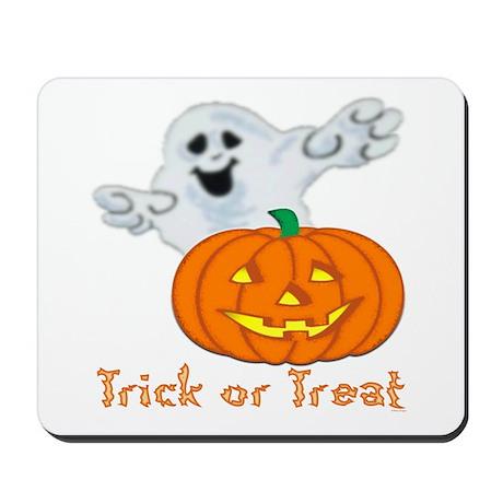 """Trick or Treat"" Mousepad"