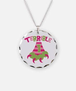 Terrible 1 Monster Necklace