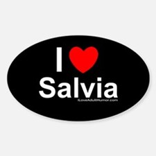Salvia Decal