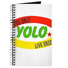 YOLO WORLD Journal