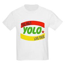 YOLO WORLD T-Shirt