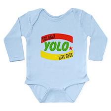 YOLO WORLD Body Suit