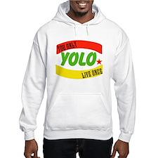 YOLO WORLD Hoodie