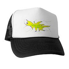 Broken Love Shatters Trucker Hat