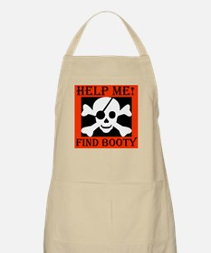 Help Find Booty BBQ Apron