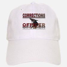 CORRECTIONS OFFICER Baseball Baseball Cap