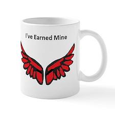 I've earned my redwings Mug