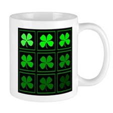saint patricks day quad darkd Mug