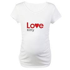I Love Kitty Shirt