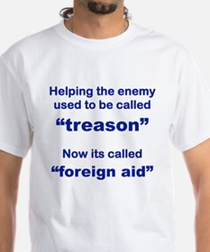 HELPING THE ENEMY USED TO BE CALLED TREASON T-Shir