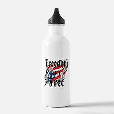 Freedom Isnt Free Water Bottle