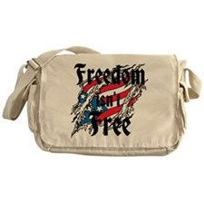Freedom Isnt Free Messenger Bag