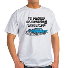 Id Rather Be Cruising Woodward Hotrod T-Shirt