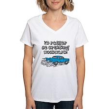 Id Rather Be Cruising Woodward Hotrod Shirt