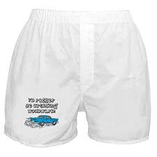 Id Rather Be Cruising Woodward Hotrod Boxer Shorts