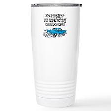 Id Rather Be Cruising Woodward Hotrod Travel Mug