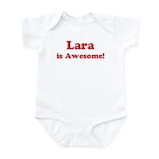 Lara is Awesome Infant Bodysuit