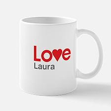 I Love Laura Mug