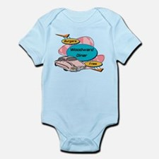 Woodward Diner Infant Bodysuit