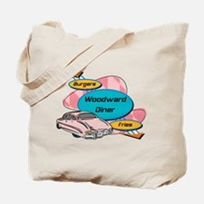 Woodward Diner Tote Bag