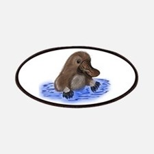 Platypus - ZooWhirlz Patches