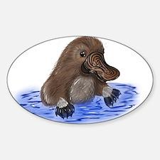 Platypus - ZooWhirlz Decal