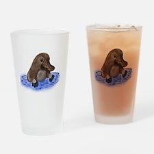 Platypus - ZooWhirlz Drinking Glass