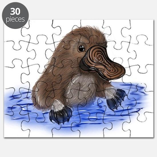 Platypus - ZooWhirlz Puzzle