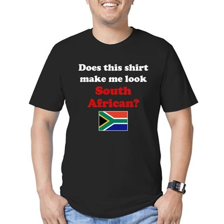 Make Me Look South African T-Shirt