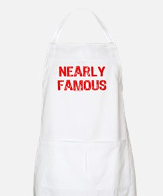 NEARLY FAMOUS BBQ Apron
