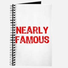 NEARLY FAMOUS Journal
