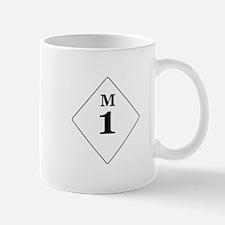 Michigan Route 1 Mug
