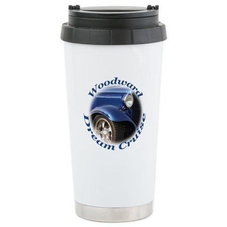 Woodward Dream Cruise Stainless Steel Travel Mug