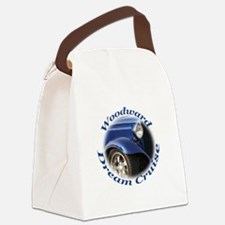 Woodward Dream Cruise Canvas Lunch Bag