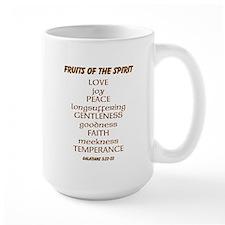 Galatians 5:22-23 Mug