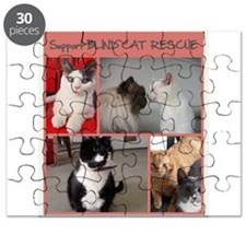 Group of Kitties 2 Puzzle