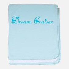 Dream Cruiser baby blanket