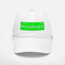 Cruised Woodward Ave Baseball Baseball Cap