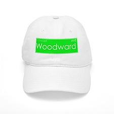 Cruised Woodward Ave Baseball Cap