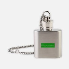 Cruised Woodward Ave Flask Necklace