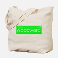 Cruised Woodward Ave Tote Bag