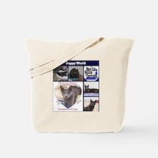 Poppy World Tote Bag