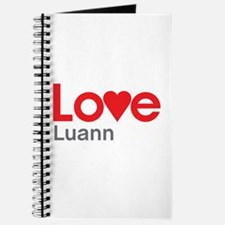 I Love Luann Journal