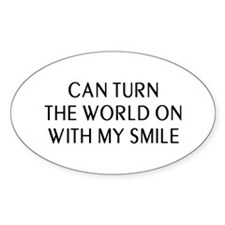 Can Smile Decal